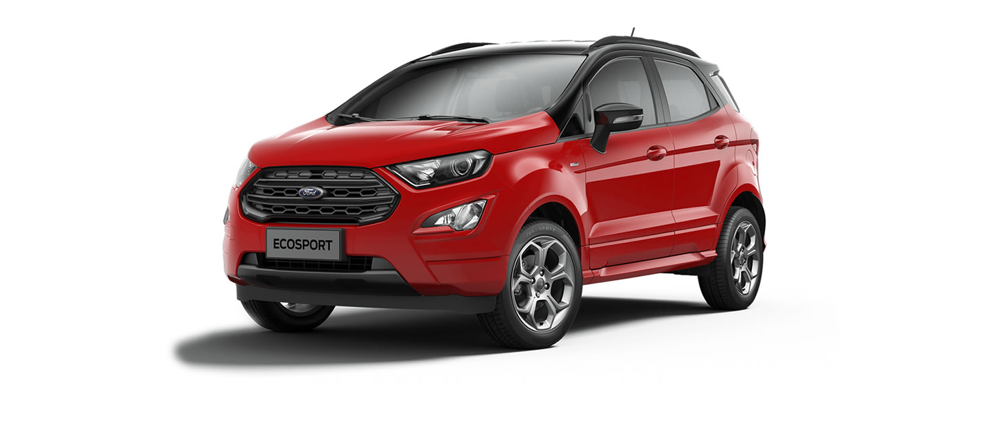 Ford Ecosport St Line 03