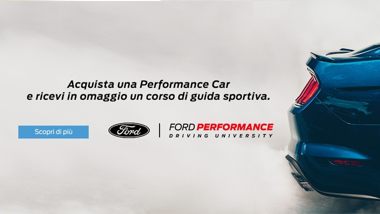 Ford Performance Driving University