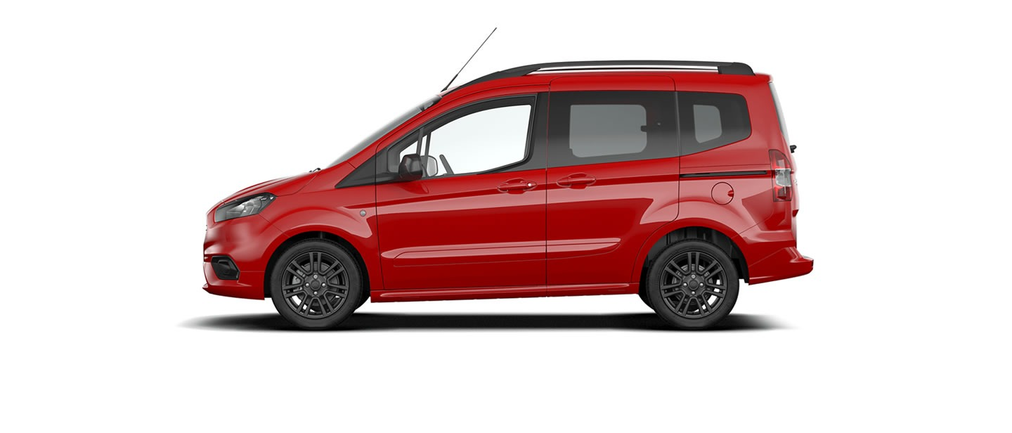 Ford Tourneo Courier Sport 04