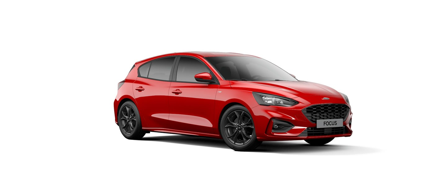 Ford Focus ST Line 01