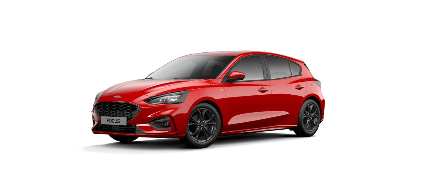 Ford Focus ST Line 03
