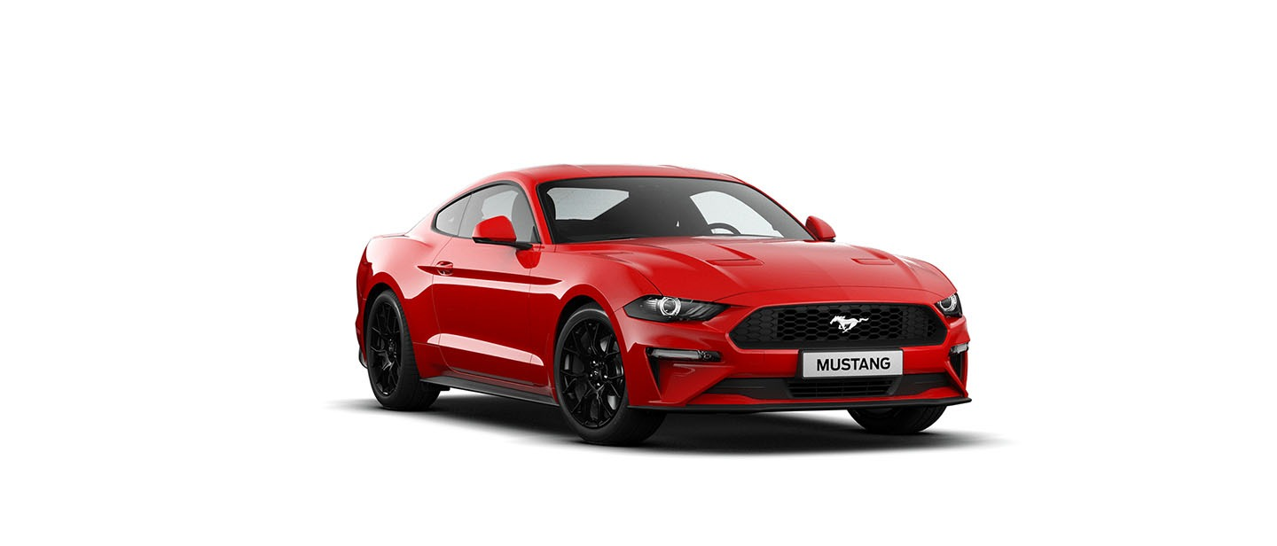 Ford Mustang Ecoboost 01