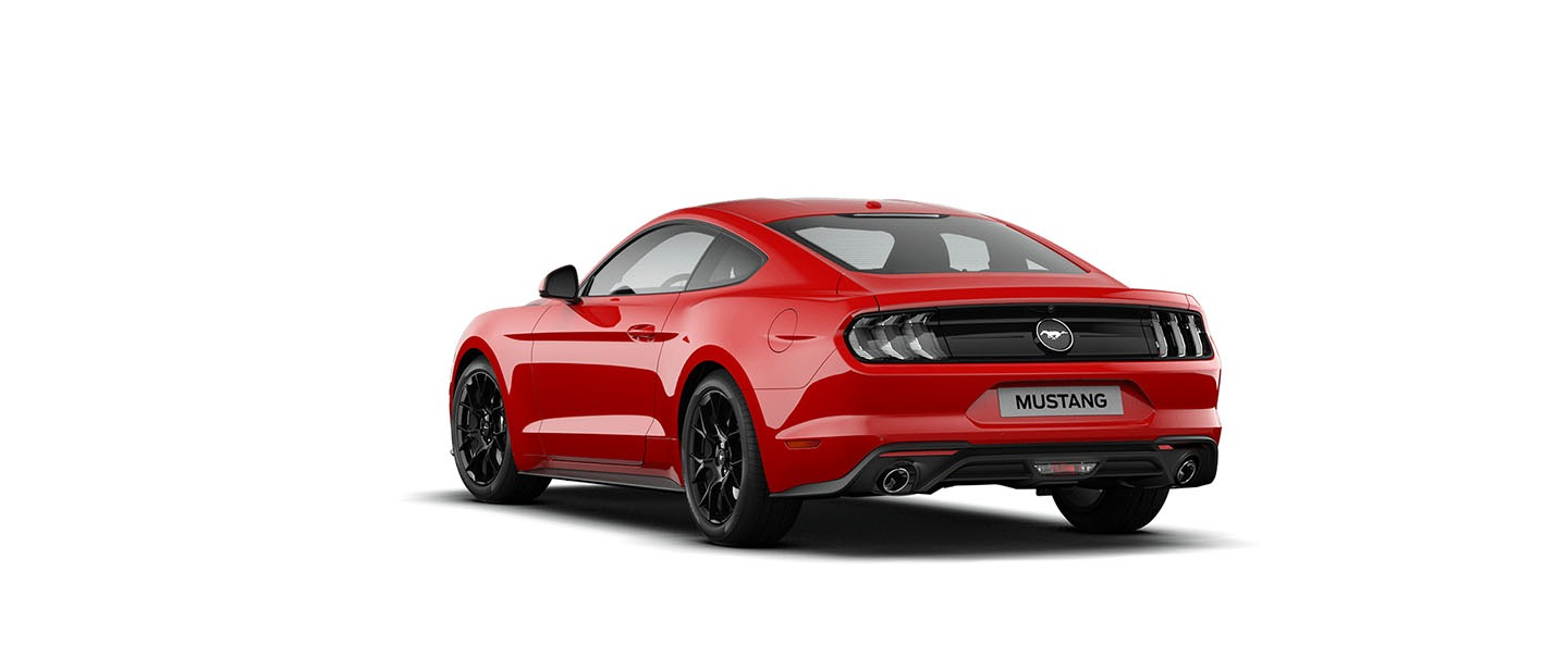 Ford Mustang Ecoboost 05