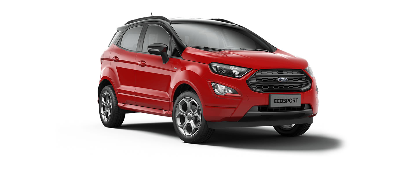 Ford Ecosport St Line 01