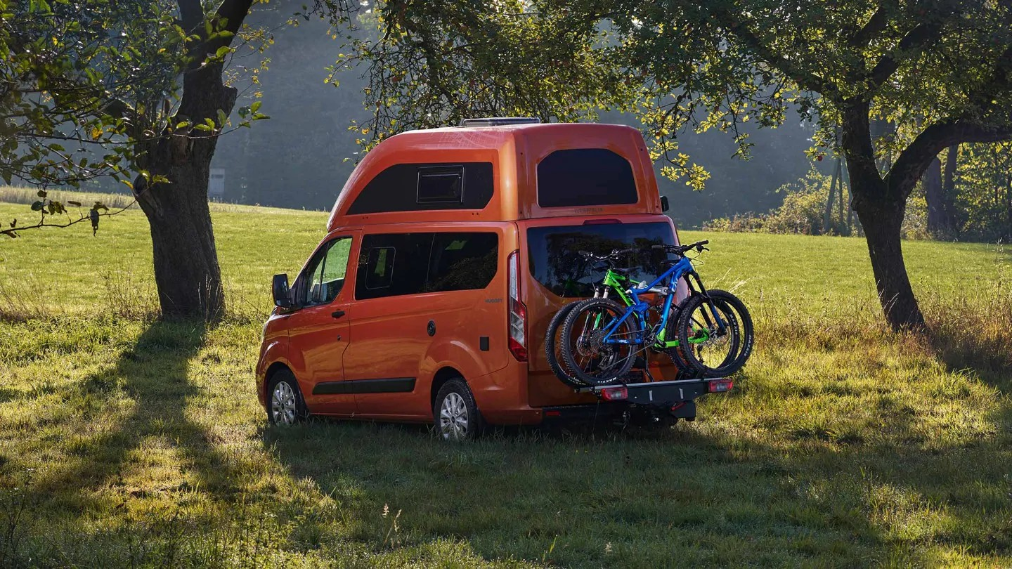 Ford Nuovo Transit Custom Nugget 06