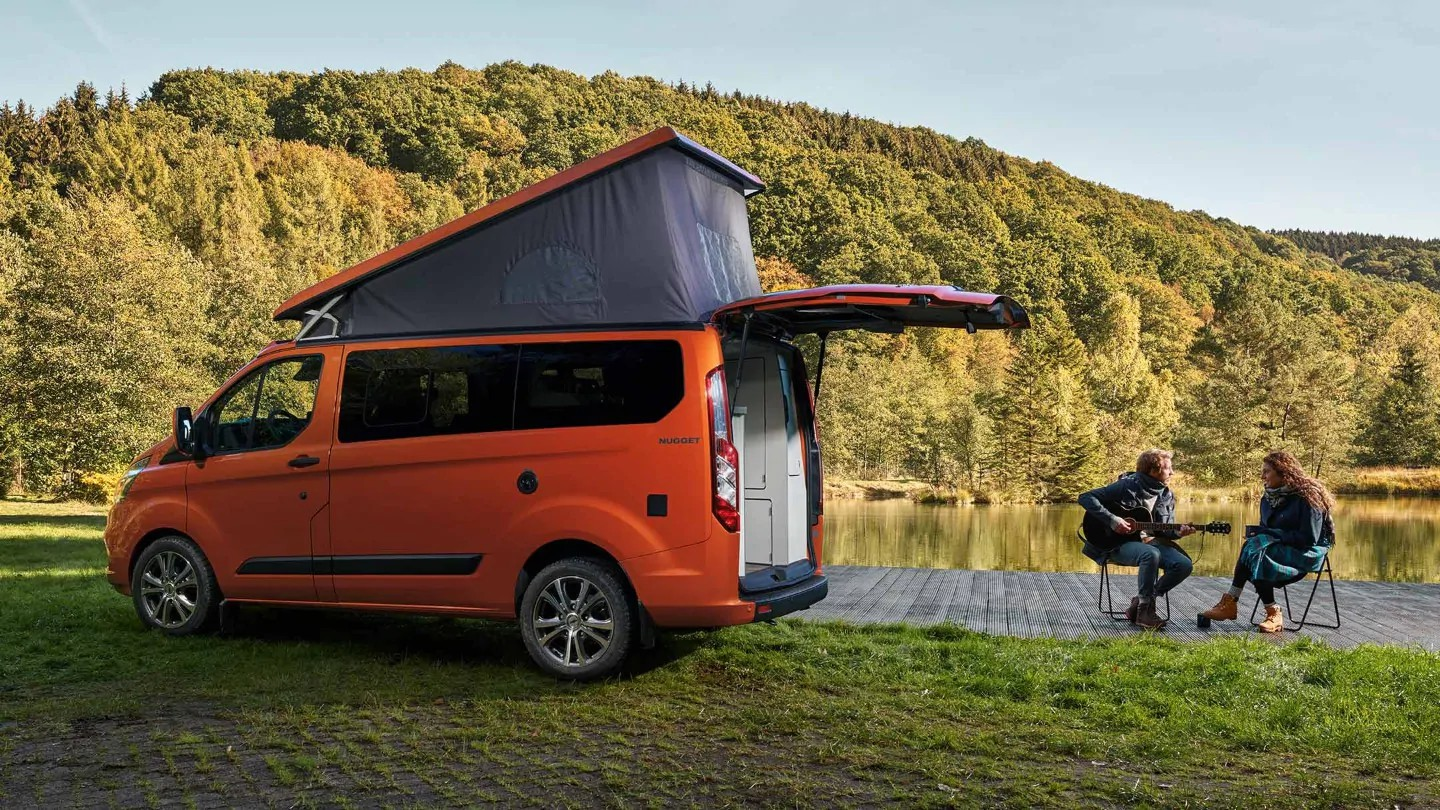 Ford Nuovo Transit Custom Nugget 03